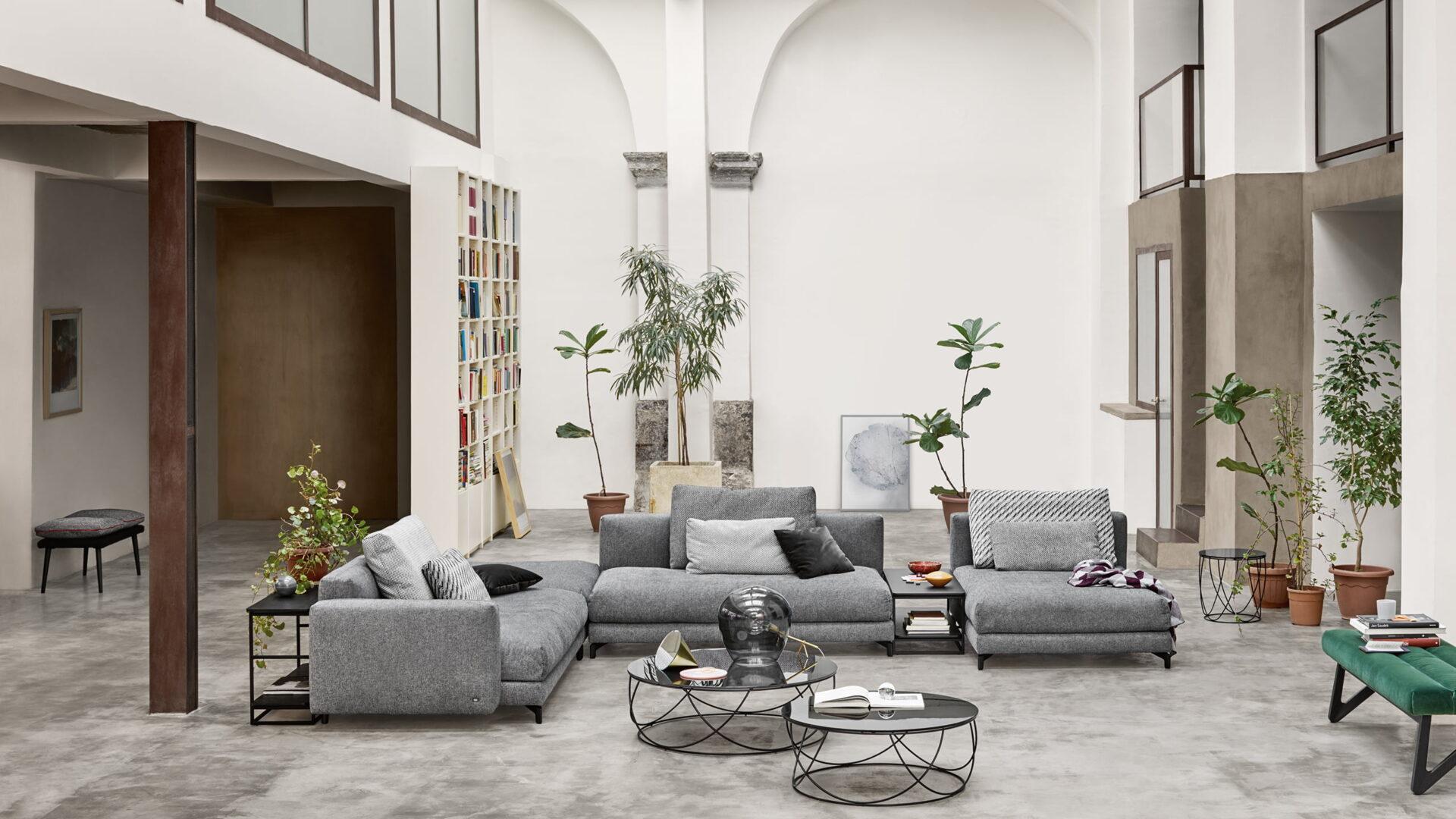 Rolf Benz Nuvola Sofa