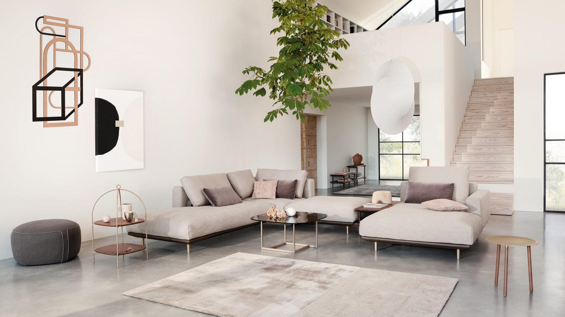 Rolf Benz Volo Sofa