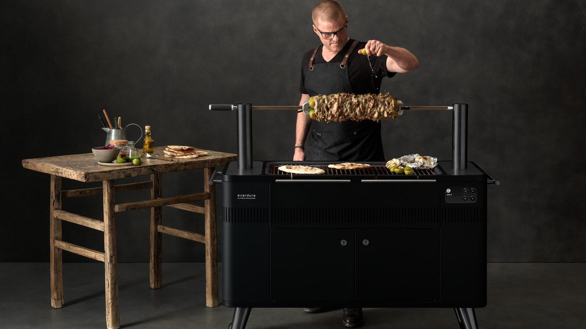 everdure HUb grill