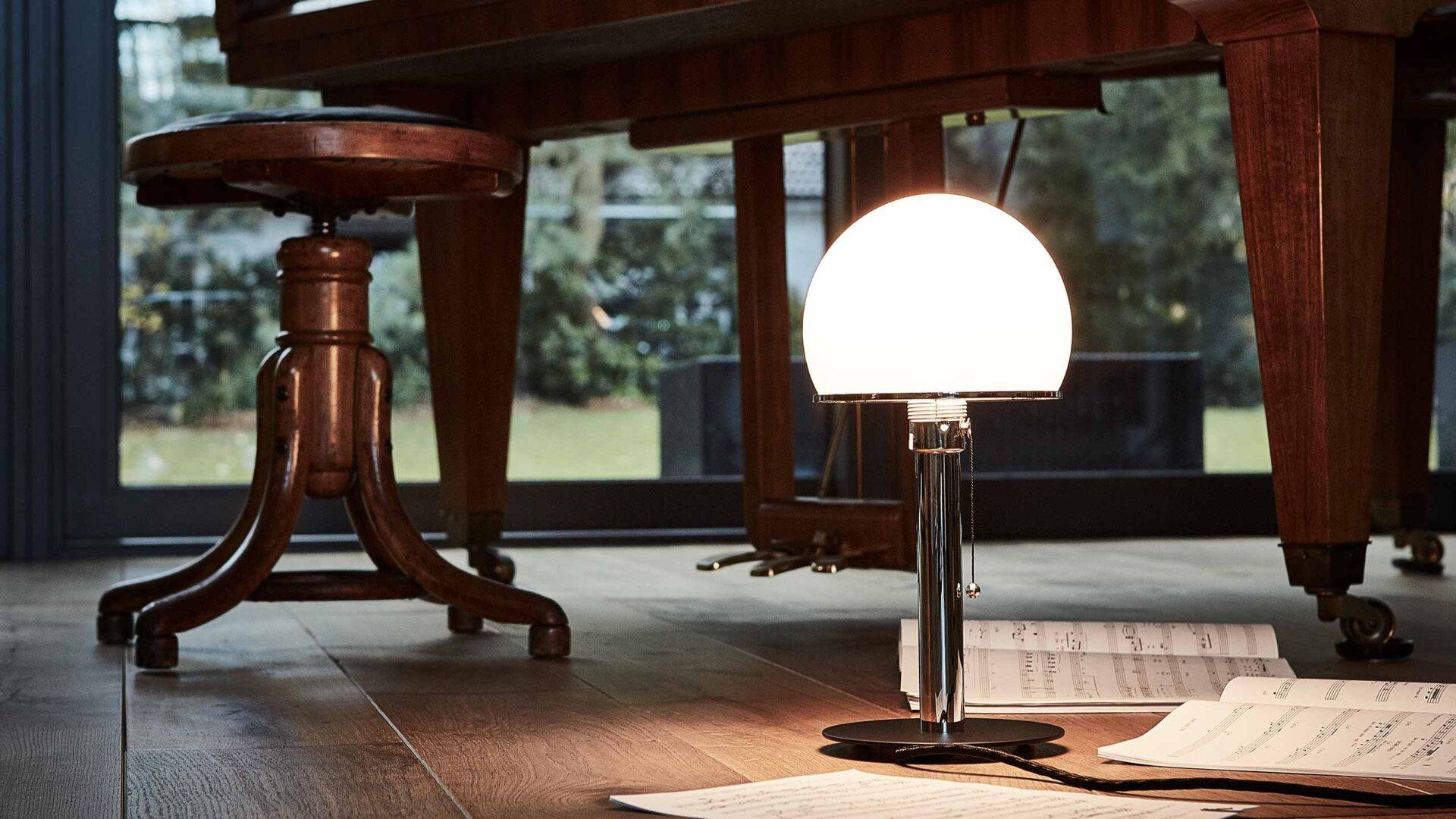 Tecnolumen Bauhauslampe