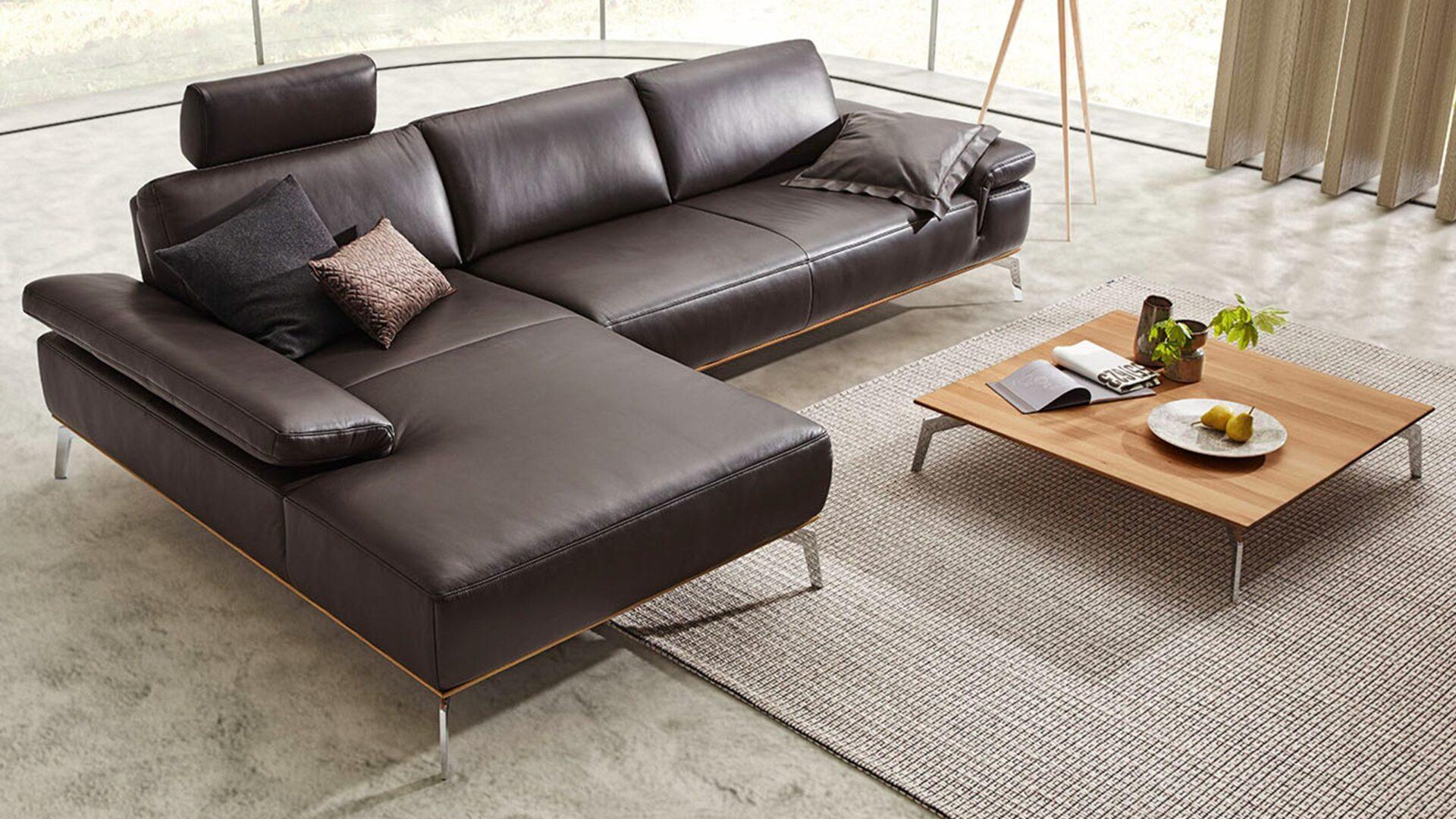 Ada Premium Talara Sofa braun
