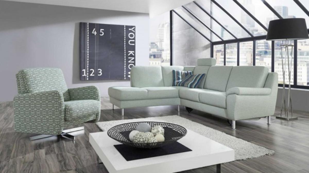 Arco Sofa mint