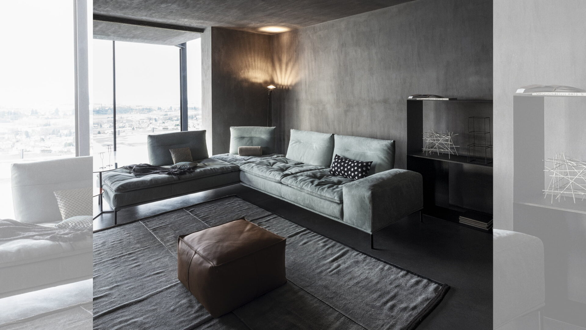 Cierre carlton sofa