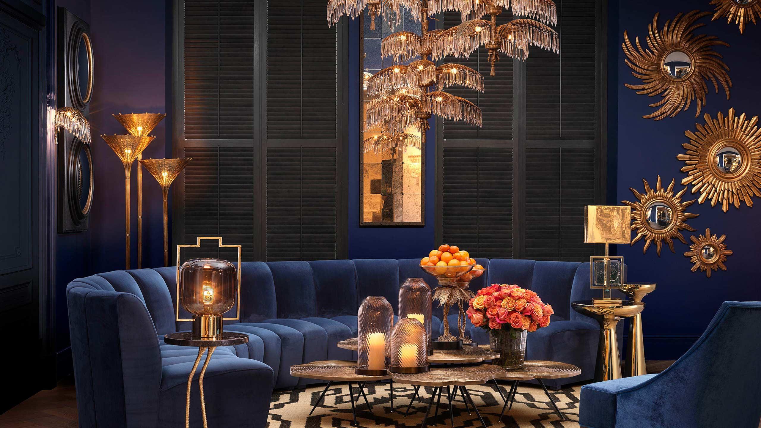 Eichholtz Art Deco Möbel